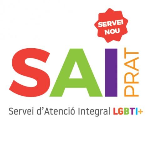 Imatge del SAI (Servei d'Atenció Integral LGBTI), 2018