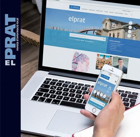 Revista El Prat 214 - Octubre 2016