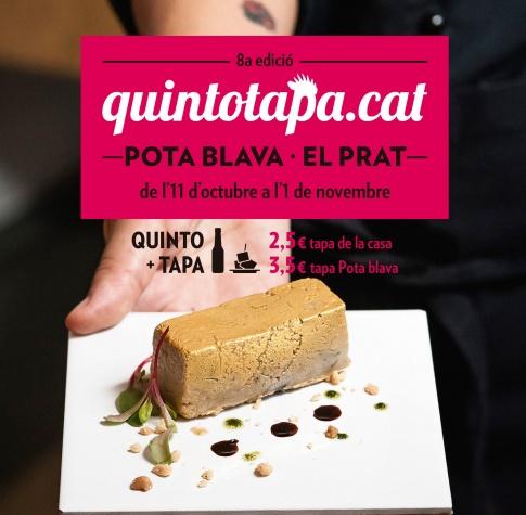 Quinto Tapa Pota Blava 2016