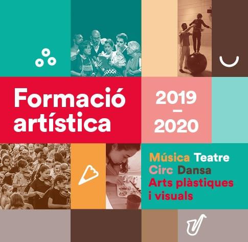 Oferta formativa artística 19-20