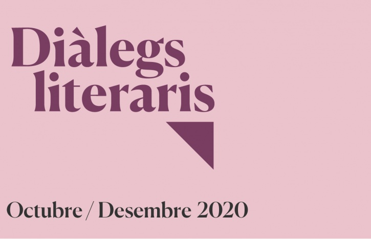 Baner agendia Diàlegs Literaris