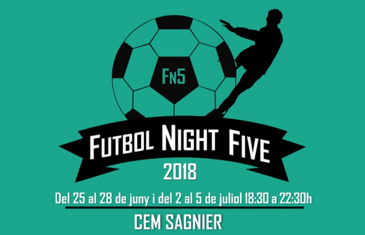 Futbol Night Five