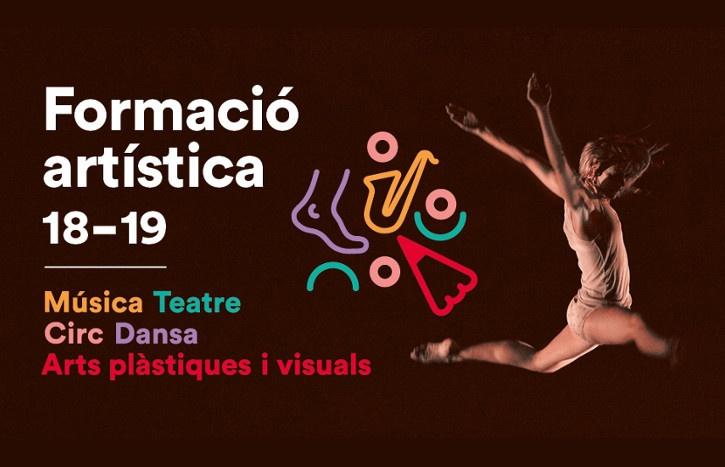 Oferta formativa artística 2018 - 2019