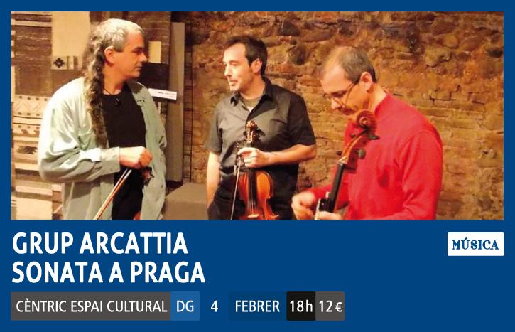 Sonata a Praga