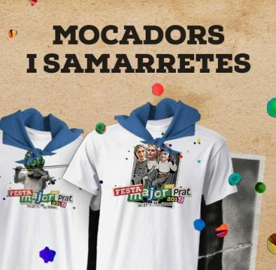 Mocadors i samarretes Festa Major