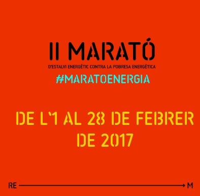 Marató Estalvi Energètic 2017