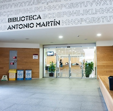 El servei de préstec de la Biblioteca Antonio Martín es reprendrà el 2 de juny