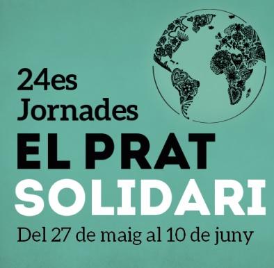 Imatge gràfica d'El Prat Solidari, 2017