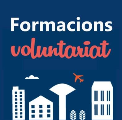 Formació per al voluntariat