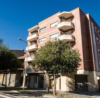 Un edifici del Prat.