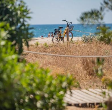 Bicicleta platja
